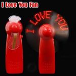 I Love You Light Fan
