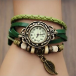 Leaf Green Watch