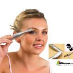 Bi-Feather King's Eye Brow Shaper & Shaver