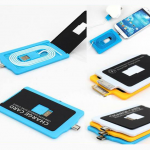 Exclusive Mini Mobile Card Charger