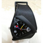 Fast track Black watch for men