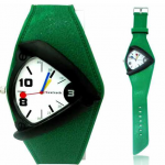 Fast track Green watch for men