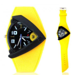 Fast track Yellow watch for men