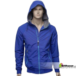 PULL & BEAR Sports Jacket (Blue)