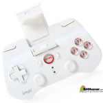 Wireless Bluetooth Controller (White)