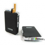Cigaret Box With Lighter