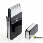 Iphone Shaped Rechargeable Shaver2