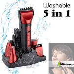 5 in 1 Trimmer & Shaving Kit