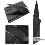Credit Card Shape Folding Knife