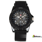 Gemius Army Watch Black
