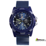 Gemius Army Sports Wrist Watch (Blue)