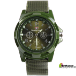 Gemius Army Watch Green