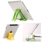Green Color Mobile Phone & Tablet Stand