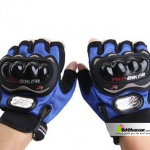 Motorcycle Riding Gloves Half Finger