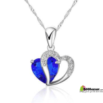 Titanic new design locket Blue