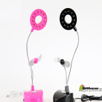 USB Light & Fan