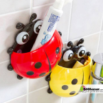 Xclusive Toothbrush Holder (Red & Yellow)